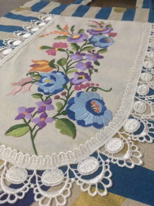 ハンガリー刺繍バッグ2020-0107-1